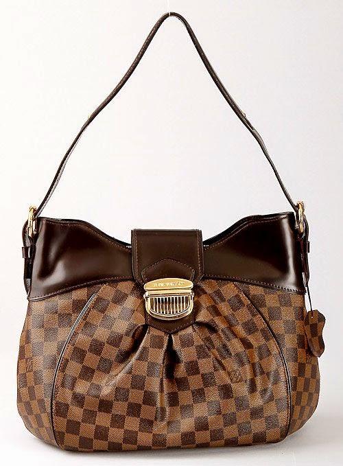 6e6e689817 replica lv handbag Damier Ebene Canvas Sistina Mm N41541 Latest. Top Quality  Handbags