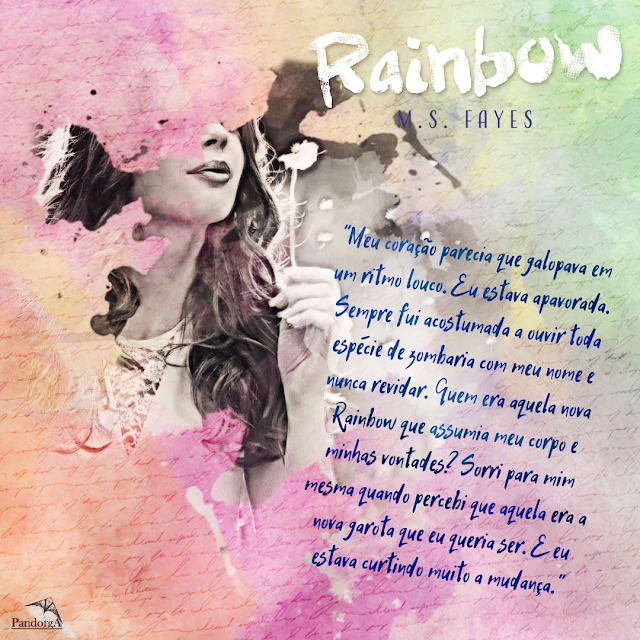 Rainbow - M.S. Fayes