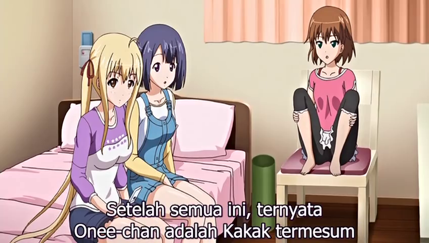 アニメ (anime): Oni ChiChi 2 : Harvest Episode 1 Subtitle
