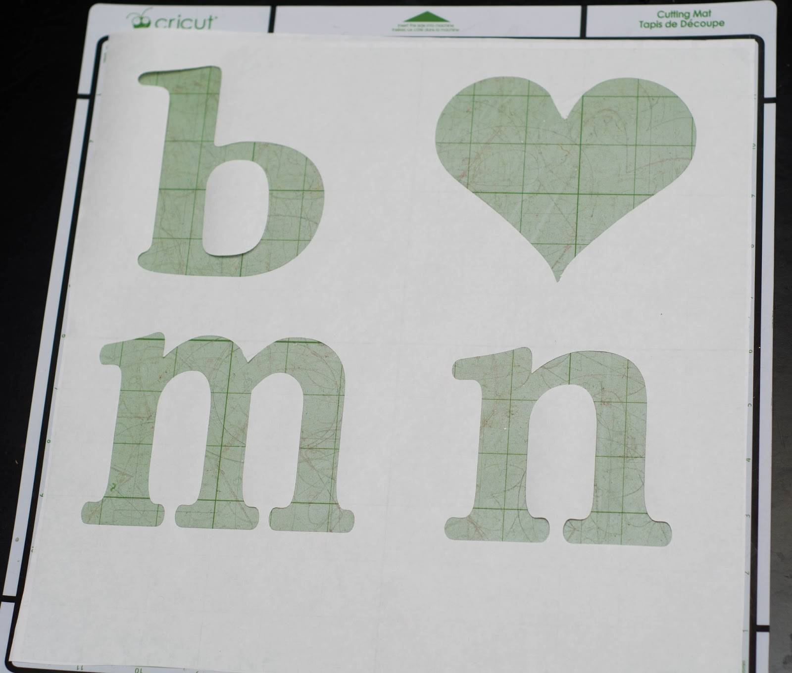 Cut Freezer Paper with your Cricut Expression - Housewives
