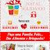 Natal Solidário: Parcerias entre Sloveiros e Xonadinhos realizam campanha para doação de alimentos e brinquedos em Ruy Barbosa