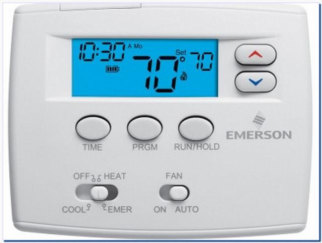 Using emergency heat on thermostat
