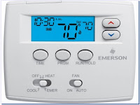 Using emergency heat on thermostat
