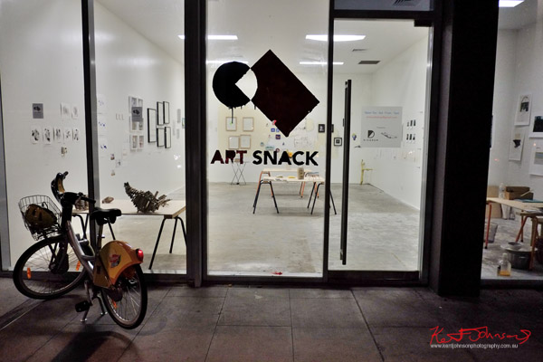Art Snack - Gallery, Shop, South Bank Brisbane.