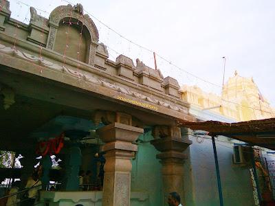 Sri Meenakshi Agastheeshwara Temple - Wadapally, Nalgonda