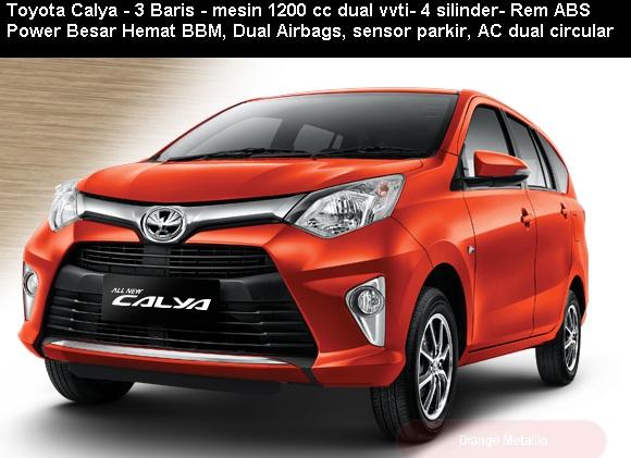 Harga Toyota Calya Malang Promo Kredit Cicilan Dp Ringan Ready Avanza Agya