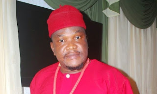 Entertainment: Nollywood actor, Ugezu J. Ugezu declares for president