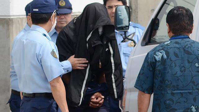 Condenan a cadena perpetua a un exmarine de EE.UU. por violar y asesinar a una joven japonesa