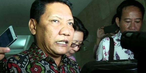 Jaksa penuntut Umum Dalam sidang kasus Kopi Vietnam
