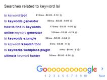 Kata Kunci LSI Berdasarkan Related Artikel - Tips Mencari LSI keyword