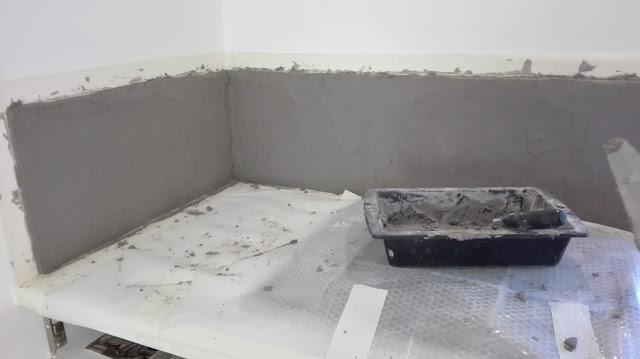 appliquer beton mineral