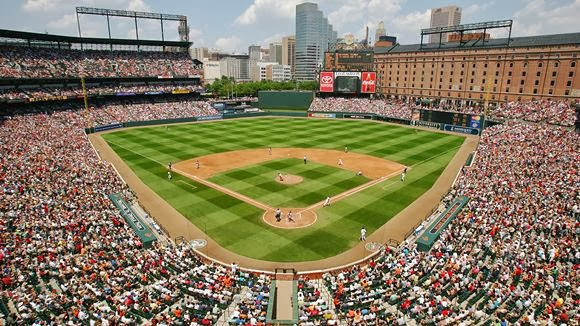 Baltimore Orioles Luxury Suites For Sale, Single Game Rentals, Oriole Park