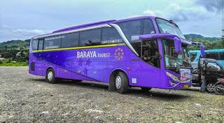 Tarif Harga Sewa Bus Pariwisata SHD Bandung