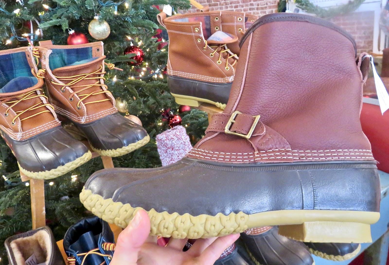 df0f01b68cd L.L.BEAN ORIGINAL BOOTS: Classics, New Styles-and Available!