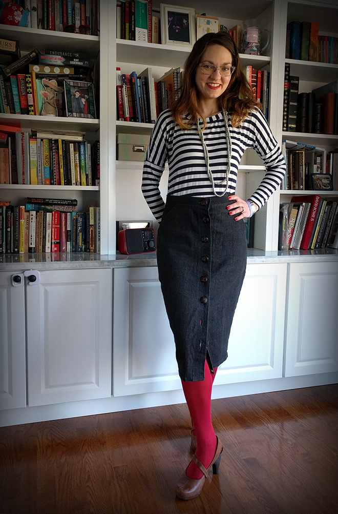 The Sew Over It Molly top is part of SOI's City Break Capsule Wardrobe pattern collection.