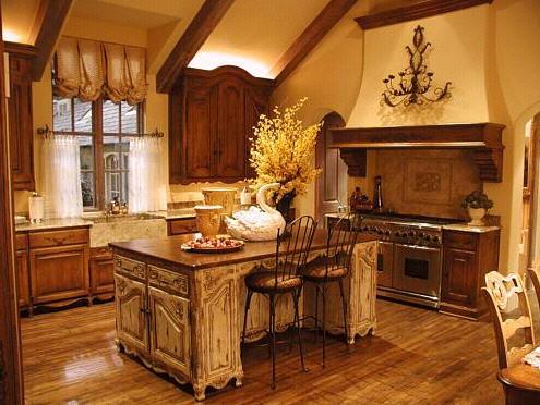 French Style Kitchens Kitchen Interior Design Ideas