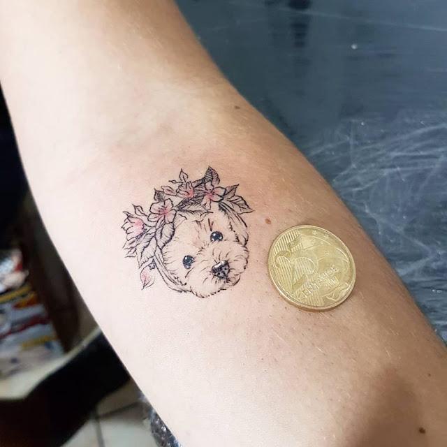 16 Mini tatuagens que você vai querer fazer