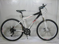 A 26 Inch Element Smart 4 HardTail Mountain Bike