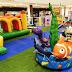 Circuito de brincadeiras Kids Park Aventura chega ao Shopping Piracicaba