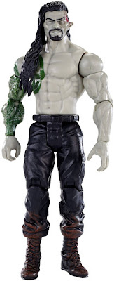 TOYS : JUGUETES - WWE Zombie  Figuras : Muñecos | Mattel 2016  Triple H, The Rock, Roman Reigns, Bray Wyatt,   Undertaker, Paige, Dean Ambrose and John Cena  Comprar en Amazon España & buy Amazon USA