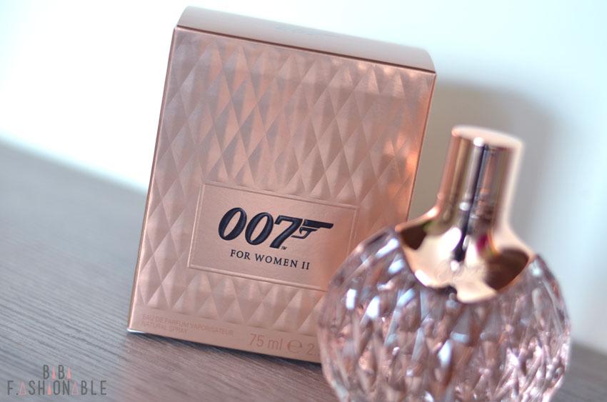 007 for Women II Verpackung