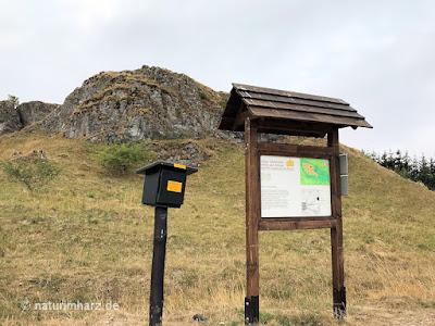 Galgenberg in Elbingerode