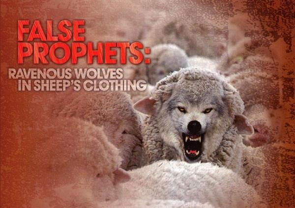 FALSE PROPHETS (TRY THE SPIRIT) PART (1) | THE SACRED PATH