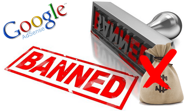 Google Adsense Account Disabled, How to Enable