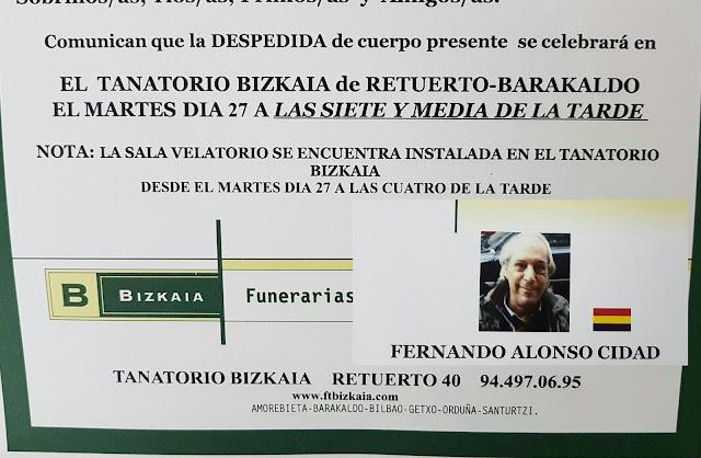 Esque de Fernando Alonso Cidad