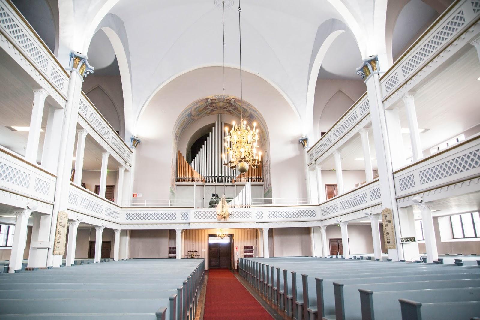 ylistaron kirkko