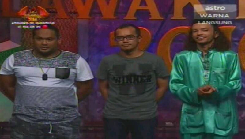Minggu Ke-6 Maharaja Lawak Mega 2016