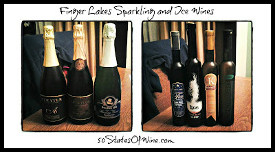 Finger Lakes Sparkling and Ice Wines