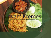 Resep Kuliner Ayam Kremes