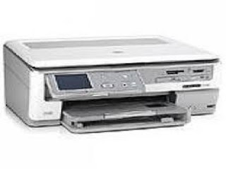 Image HP Photosmart C8150 Printer
