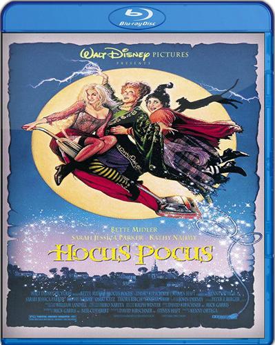 Hocus Pocus [BD25] [1993] [Latino]