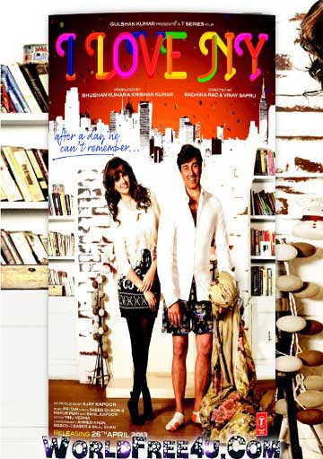 Cover Of I Love New Year (2013) Hindi Movie Mp3 Songs Free Download Listen Online At worldfree4u.com
