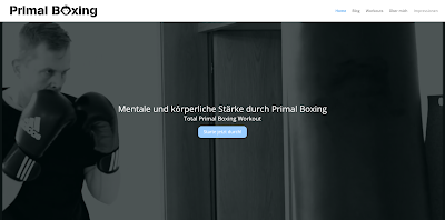 Personal Trainer - Primal Boxing