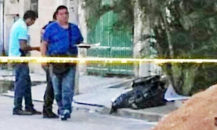 Descuartizan a una persona en Cancún
