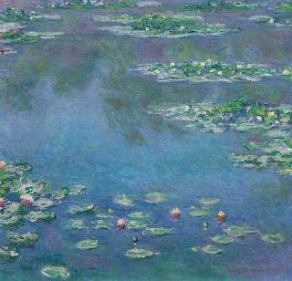 Claude Monet, Nenúfares