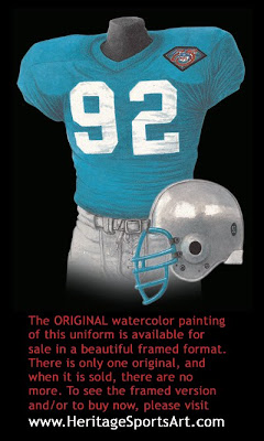 Detroit Lions 1994 uniform