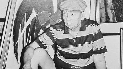 Pameran Retrospektif Popo Iskandar