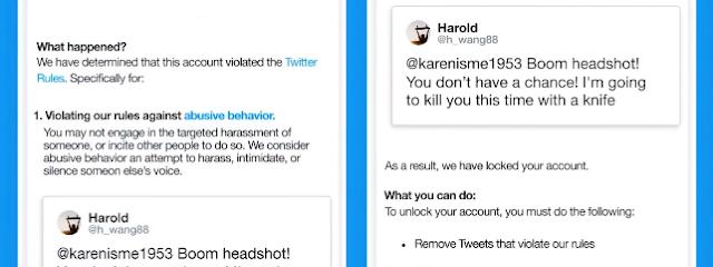 يضيف تويتر عملية الاستئناف المبسطة داخل التطبيق للتغريدات المبلغ عنها