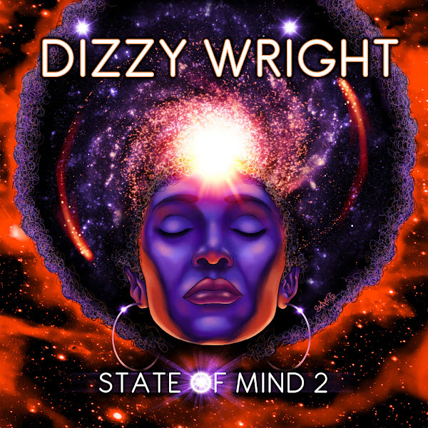 Dizzy Wright - State of Mind 2 Cover