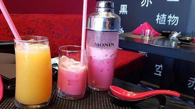 Pink Pina Colada - OVO Bar