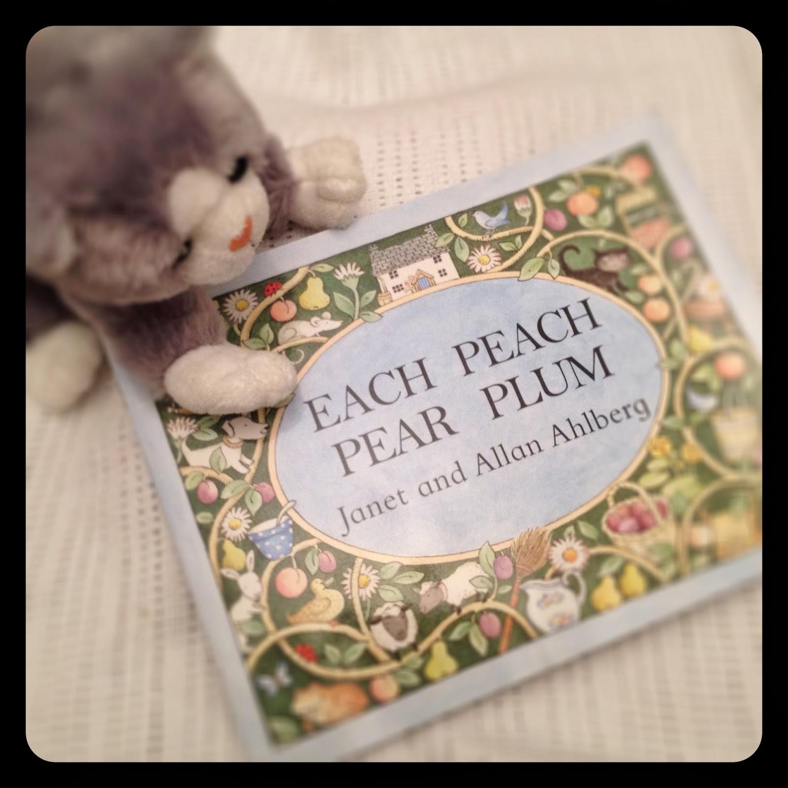 Each Peach Pear Plum A Classic Book You Should Own