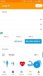 Lose It Aplikasi Android untuk Diet