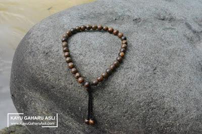 Gelang Gaharu Asli Kalimantan