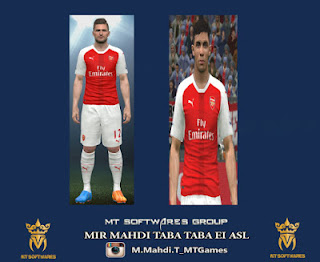 Download Kits Arsenal Pes 2016 Musim 2016/2017