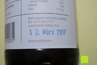 Lagerung: fariment - 3 Liter Original Bio Kombucha Tee Getränk natürlich fermentiert und nicht pasteurisiert / Rohkost (3er Mix)