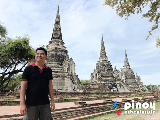 Ayutthaya Thailand Tourist Spots